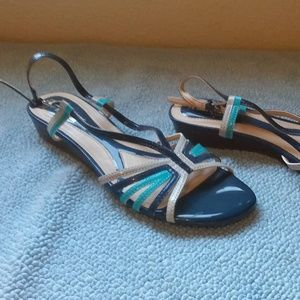 Strappy Naturalizer Sandals